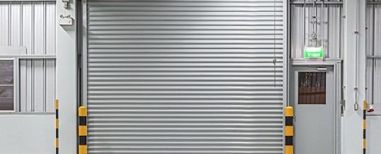 Your First Choice for Roller Shutter Doors