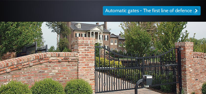 electric gates