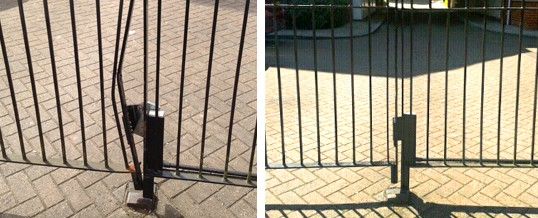 Automatic gates in London | Gate repair in London | Electric Gate systems in London