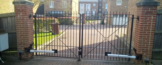 Electric Gates in Letchworth | Gate repair in Letchworth | Automated Gates Letchworth | For Home or Business
