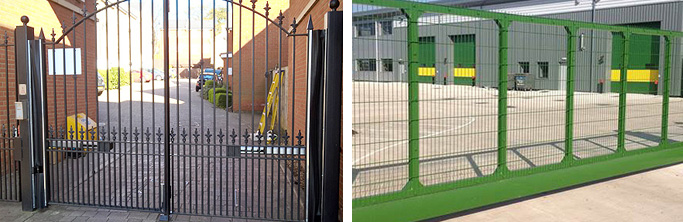 Automatic Gates in London