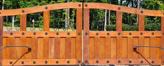 Electric Gates in Hertfordshire Add Value to Property