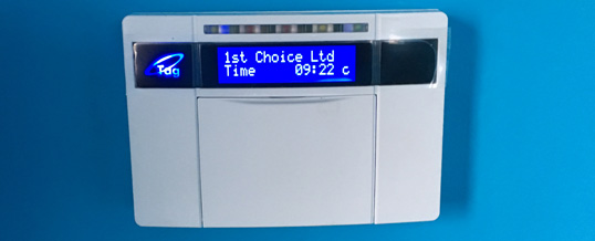 Intruder alarm system in stevenage commercial intruder for Look security systems