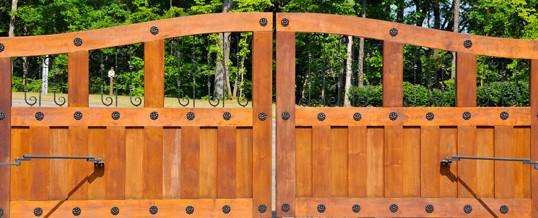 Security Gates in Hertford