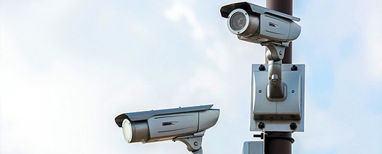 Commercial CCTV Installations in Hitchin