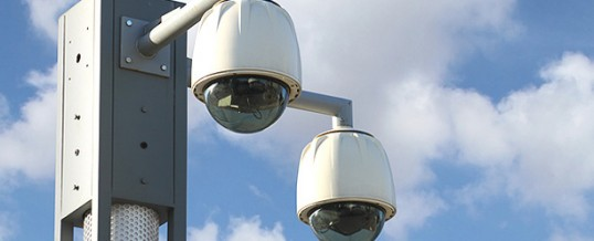CCTV Camera Installations for Sandy