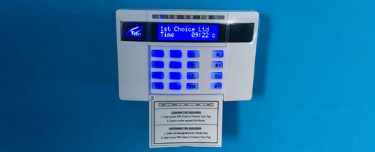 Hertford Intruder Alarm Systems
