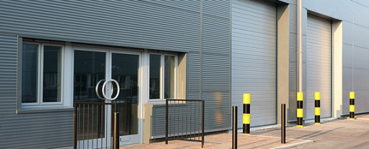 High Security Main Entrance Doors