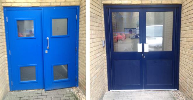 Doors in Milton Keynes
