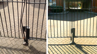 Electric Gate repair in london
