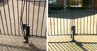 electric gate repair luton