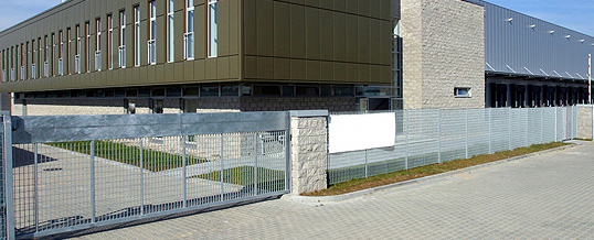 Security Gates in Saffron Walden | Commercial Gates Saffron Walden