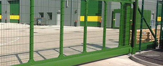 Security Gates in Northampton