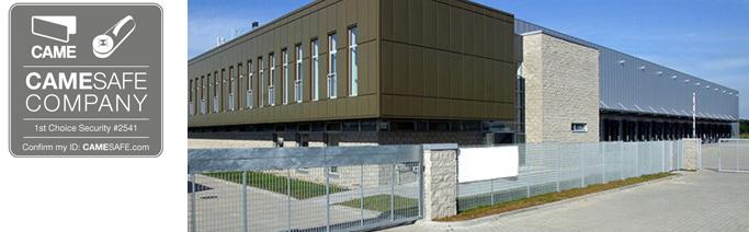 security gates in northampton