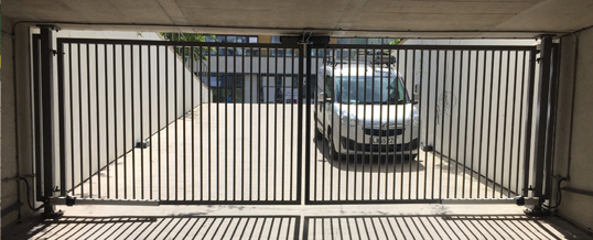 Security Gates in North London
