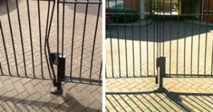 Electric gate repairs bedford