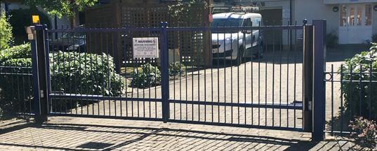 Electric Gate Repairs in Essex