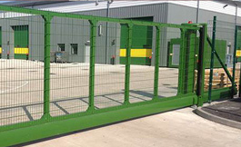 security gates in luton bedfordshire