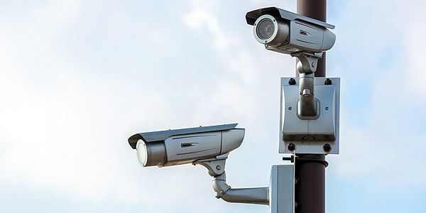 Commercial Cctv Installation In North London Business