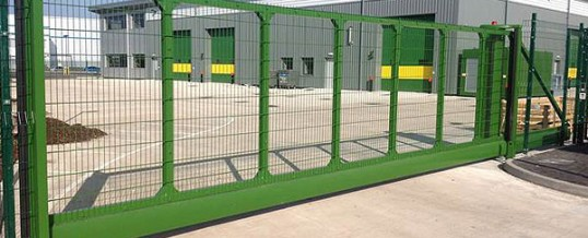 Commercial Gates Bedford