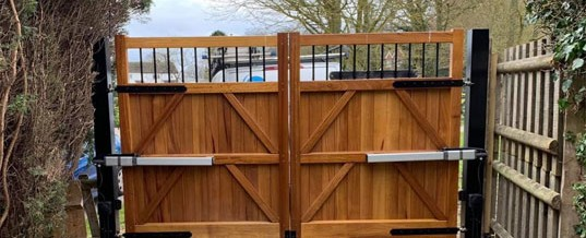 Electric Gates Installer Milton Keynes