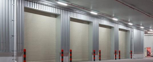 Industrial Roller Shutter Doors Bedfordshire