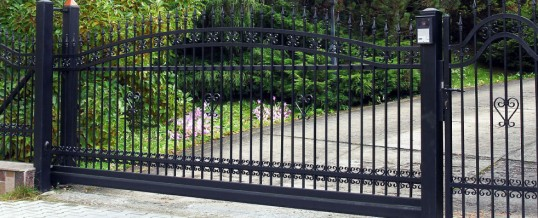 Electric Gates for Tring