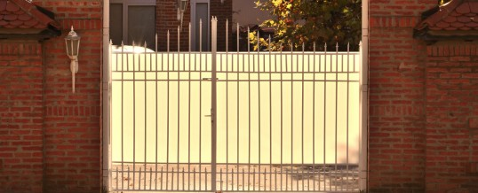 Metal Security Gates North London
