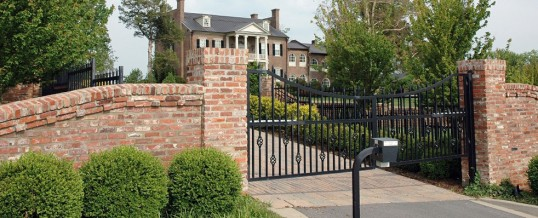 Residential Security Gate Systems Bedfordshire